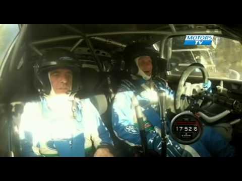 WRC 2012 Acropolis Day 1 Highlights