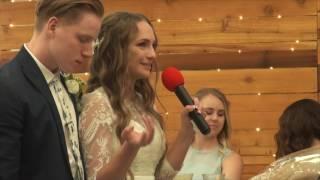 Оссобености Русской Свадьбы в США! (Washington часть 2)