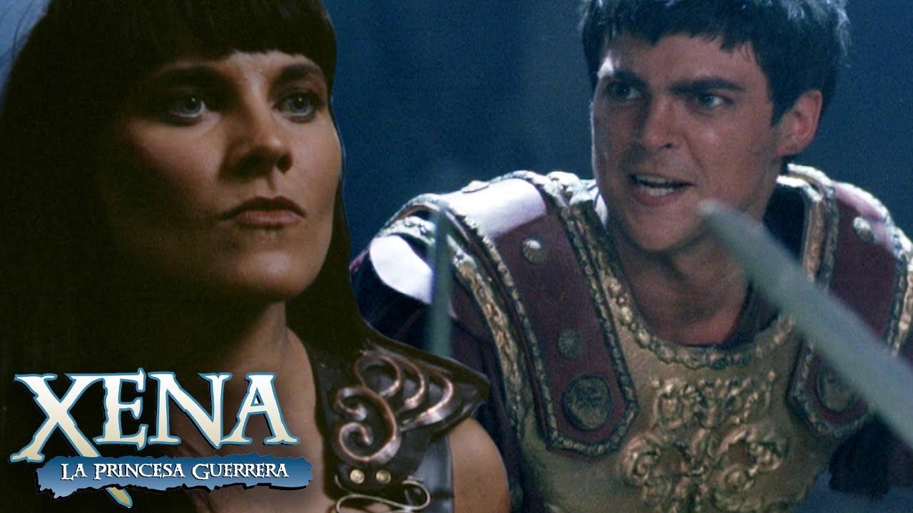 Download ¡César y Pompeyo caen en la trampa de Xena! | Xena: La Princesa Guerrera