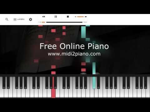 FREE Online Piano Website