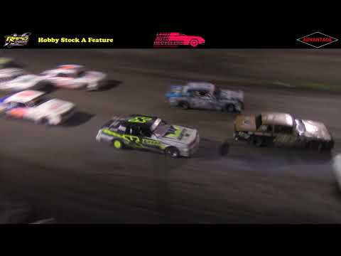 Hobby Stock -- 8/18/17 -- Rapid Speedway
