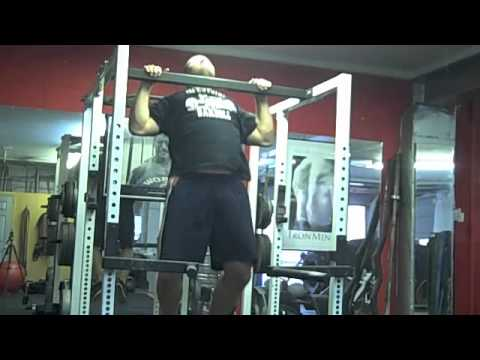 bodyweight bodybuilding intensity workout rep ladders