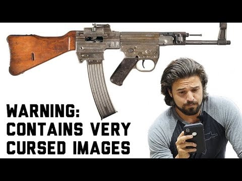 REALLY CURSED GUN IMAGES