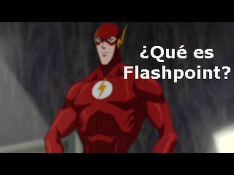 ¿¿Qué es Flashpoint??
