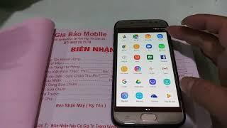 Xóa tài khoản google Samsung j2 pro j250,j7 pro j730 android 8 0 1 2018