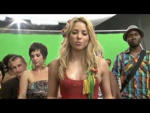 Shakira  WAKA WAKA  PREVIEW