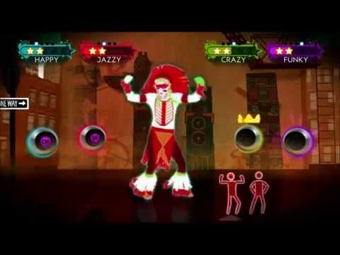 Just Dance 3: 4 Song Combo Trailer