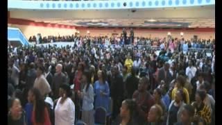 Prophet Brian Carn @ Ruach City Churches PPP Conference 2012 - PT1