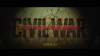 Captain America Civil War - End credits