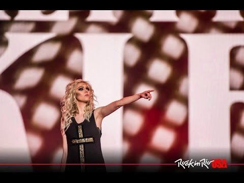 The Pretty Reckless no Rock in Rio USA 2015