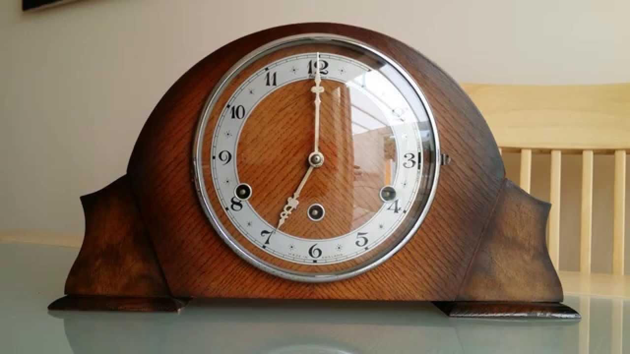 Bentima quartz mantel clock