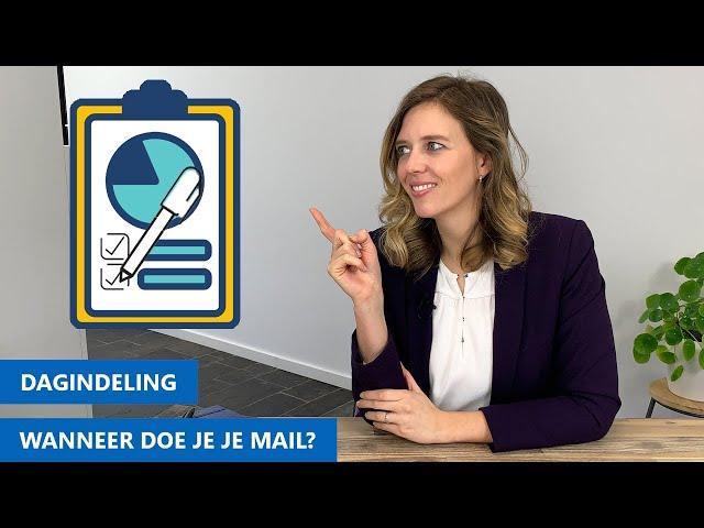 Hoe plan je je dag m.b.t. je mailbox? | Praktische tips 💌