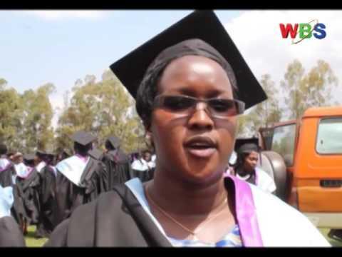 1441 GRADUATE AT UCU :Ntagali urges new graduates to 'develop the world'