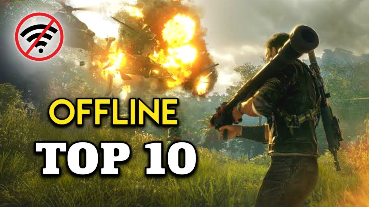TOP 10 Offline Shooting Games For Android 2019