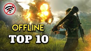 TOP 10 Offline Shooting Games for Android 2019 | [Download Links]