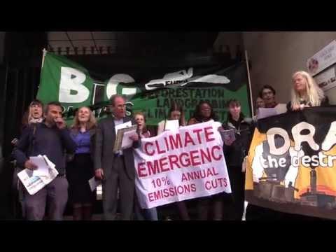 Biomass: Emergency