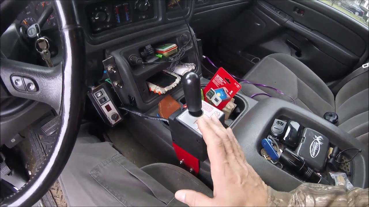Boss Snow Plow Joystick Controller - how to use it! Wiring Diagram Boss Snow Plow Joystick on