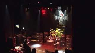 Motorhead live Los Angeles May 14, 2013. I Know How To Die