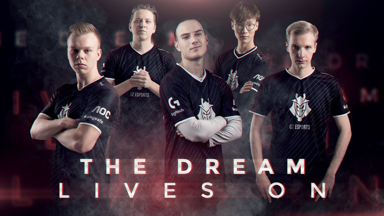 G2 Esports: EU LCS 2018: The Dream Lives On