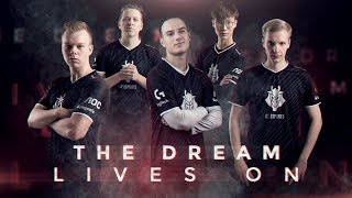 EU LCS 2018: The Dream Lives On | G2 Esports