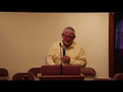 Bethabara Baptist Church sermon May 31 2020 Ezekiel 37 1-14