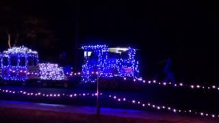 国営昭和記念公園 Winter Vista Illumination 2013