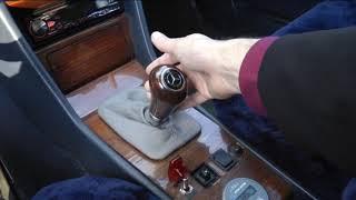 Elektroauto Eigenbau W124