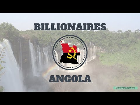 Richest People in ANGOLA 2018