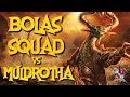 Jolt - Commander - Nicol Bolas, the Ravager vs Muldrotha, the Gravetide