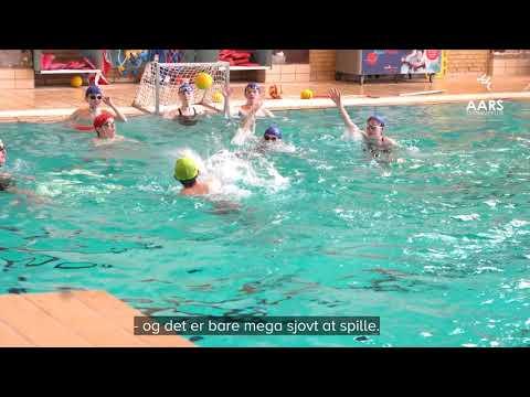 Aars Svømmeklub - vandpolo - kommunikationshjælp