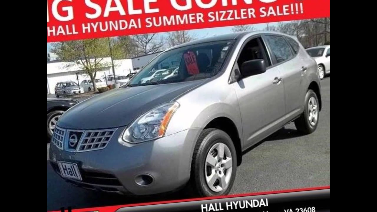 Car Dealerships Bad Credit In Hampton Roads    Hall Hyundai Newport News.