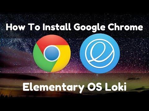 How To Install Google Chrome On Elementary OS Loki