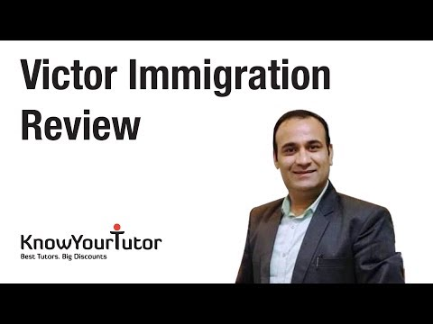 knowyourtutor.com proudly presents Victor Global Immigration Consultants