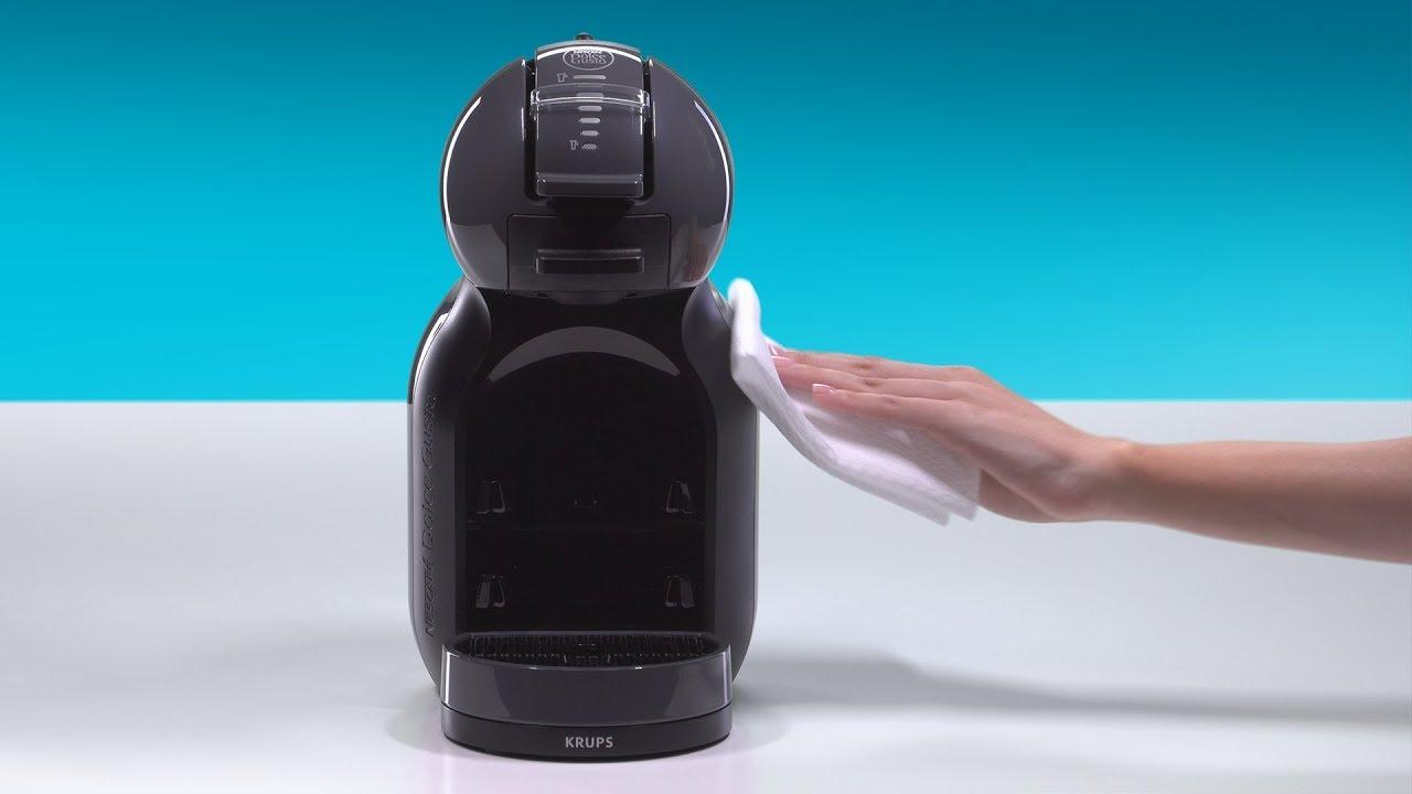 92329b6c6 Clean your NESCAFÉ® Dolce Gusto® Mini Me coffee machine by Krups ...