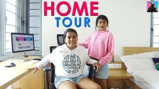 Home Tour l Kids Life Style l Anu Ayu Vlog l Twin Sister Anu And Ayu