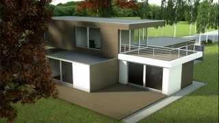 Installatiefilm: Twinson Terrace+ (Deceuninck)