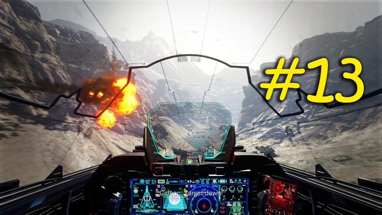trận chiến trên không quá ác liệt - Call Of Duty Advanced Warfare - Tập 13