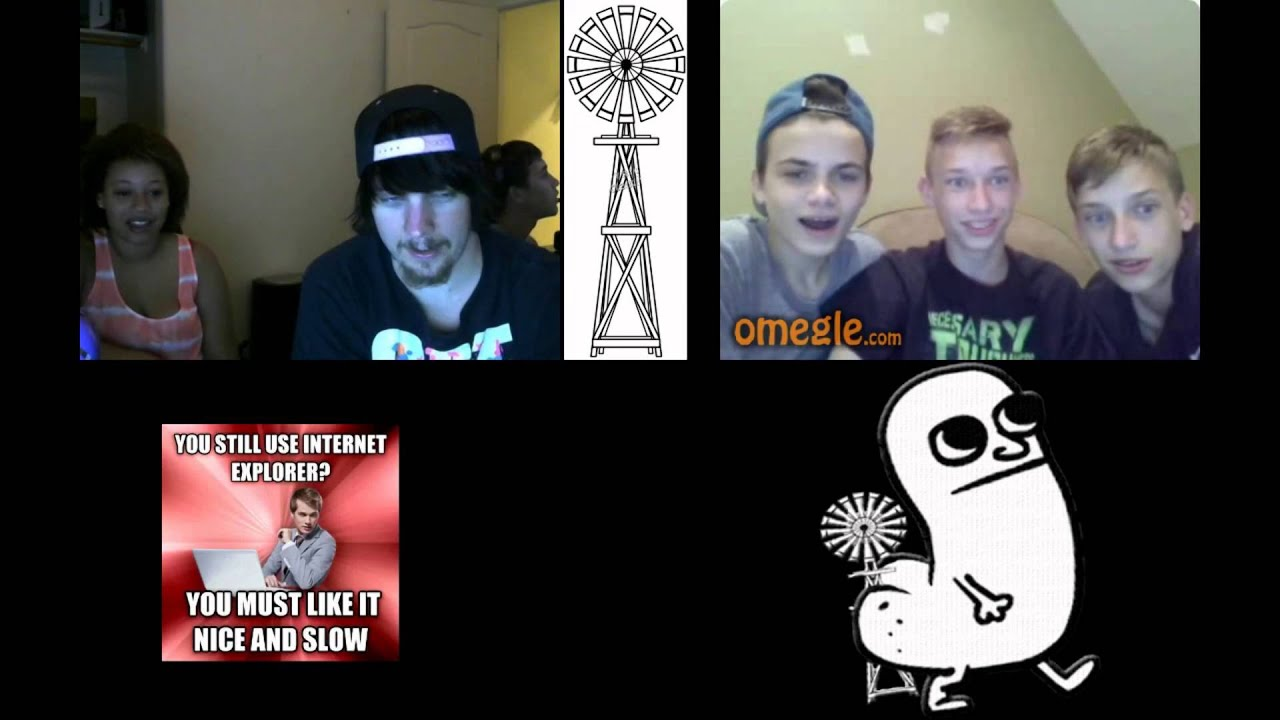 omegle hebeb OMEGLE Funny Reactions Part 24: Llamas and Kevin Hart She wasn't Ready