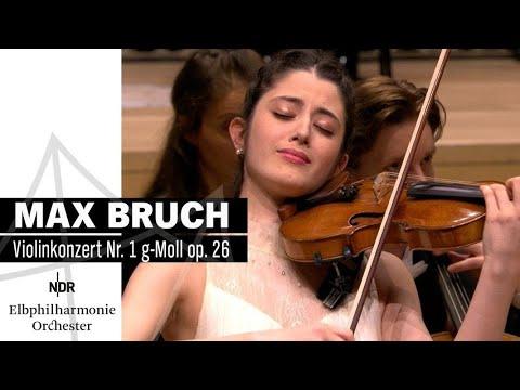 Max Bruch: Violinkonzert Nr. 1 g-Moll mit María Dueñas | NDR Elbphilharmonie Orchester
