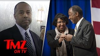 Ben Carson Doesn't Care For Your Hate   TMZ TV