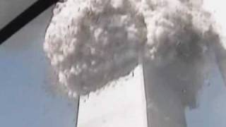 9/11: South Tower Collapse video compilation(Compilation of WTC South Tower collapse video clips taken from every direction, with some cropping and stabilization. Download clip: ..., 2008-11-10T02:47:00.000Z)