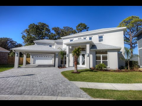 Waterfront Luxury Home - Niceville, Florida Real Estate For Sale