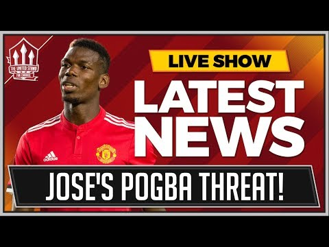 Mourinho To Sell Pogba In Manchester United Rebuild?