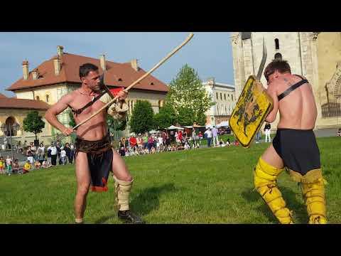 Alba24 Video: Gladiatori
