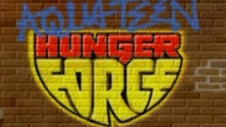 Aqua Teen Hunger Force Open S01E01 Title