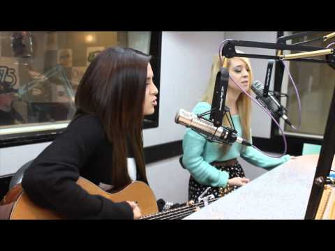 Megan and Liz - Want You Back LIVE (Cover)