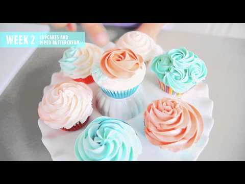 The Wilton Method of Cake Decorating® is now on Creativebug