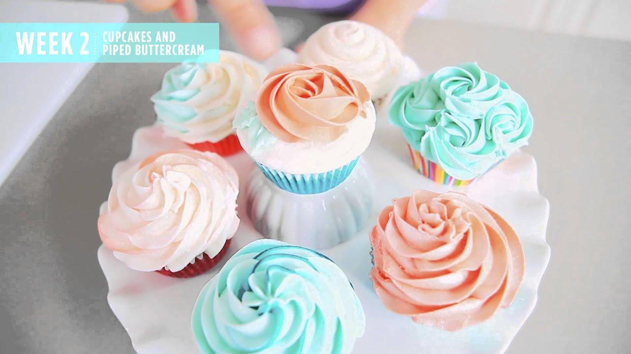 The Wilton Method Of Cake Decorating Is Now On Creativebug