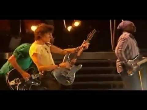 The Rolling Stones - Satisfaction en vivo en argentina