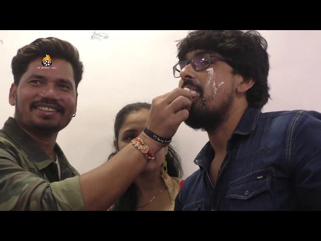 SARFROSH Bhojpuri Film Muhurat || Ritesh Panday | Pravesh Lal Yadav | Yamini Singh Etc.